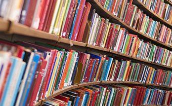 libri di biblioteca